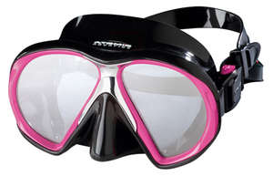 Mask, Subframe (Black with Pink) picture