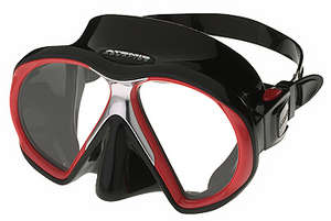 Mask, Subframe (Black with Red) picture