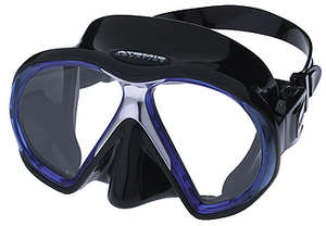 Mask, Subframe (Black with Blue) picture