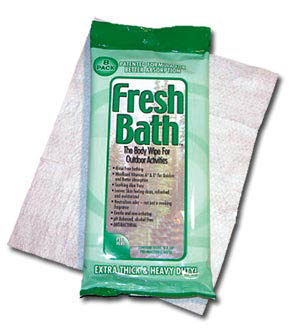 Fresh Bath™ Body Wipes (8) picture