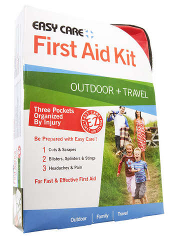 Easy Care Outdoor First Aid Kit picture