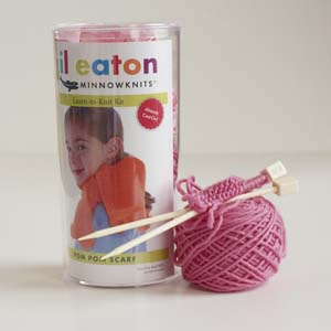 Learn-to-Knit Kit picture
