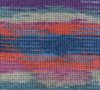 Liberty Wool Prints, Blue Twilight