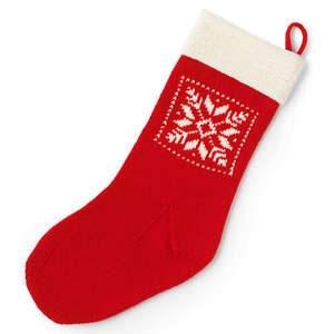 Nordic Star Stocking Kit, Scarlet picture
