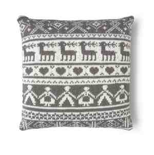 Elk Cushion Pattern picture