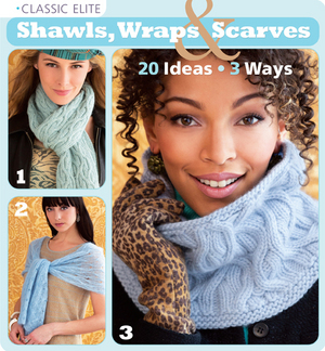 Shawls, Wraps & Scarves picture