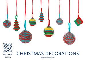 Ornament Kit, Bright picture