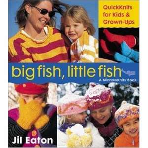 Big Fish, Little Fish, by Jil eaton picture