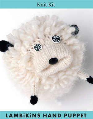 Lambikins Hand Puppet Kit picture