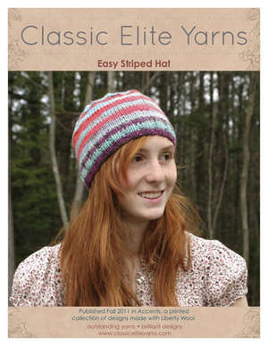 Easy Striped Hat picture