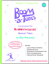 Boom-a-Tunes™ Curriculum, Volume 4  w/CD picture
