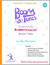 Boom-a-Tunes™ Curriculum, Volume 2  w/CD picture