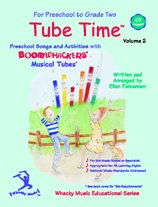 Tube Time™, Volume 2  w/CD picture