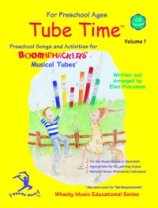 Tube Time™, Volume 1  w/CD picture