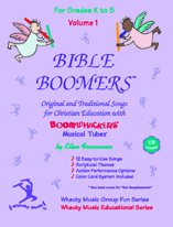 Bible Boomers™, Volume 1  w/CD picture