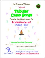Tubular&trade; Camp Songs  w/CD picture