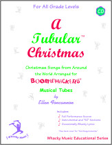 A Tubular™ Christmas Songbook  w/CD picture