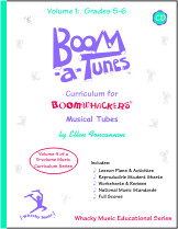Boom-a-Tunes™ Curriculum, Volume 5  w/CD picture