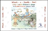 Whack-a-Doodle Doo! Songbook picture