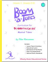 Boom-a-Tunes™ Curriculum, Volume 3  w/CD picture