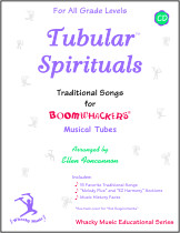 Tubular™ Spirituals  w/CD picture