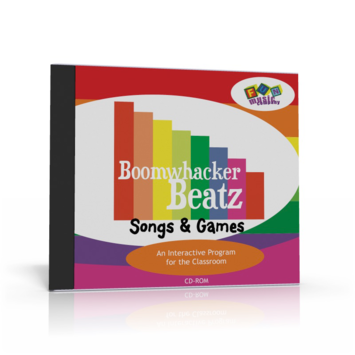 Boomwhackers Beatz Songs and Games picture