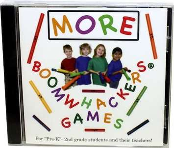 More Boomwhackers™ Games picture