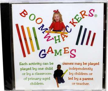 Boomwhackers® Games CD picture