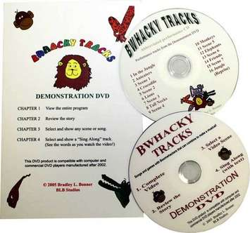 Bwhacky Tracks Demo DVD picture