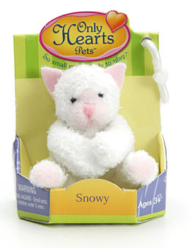 Only Hearts Pets™ -  Cat, Snowy picture