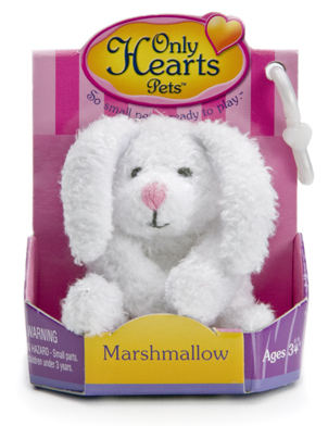 Only Hearts Pets™ - Marshmallow the White Bunny Rabbit picture