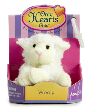 Only Hearts Pets™ - Wooly the Lamb picture
