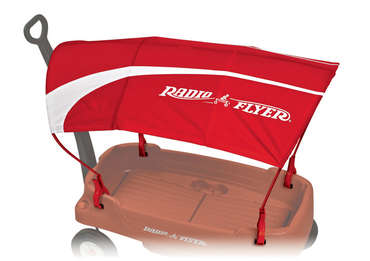 Amazon.com: radio flyer wagon canopy