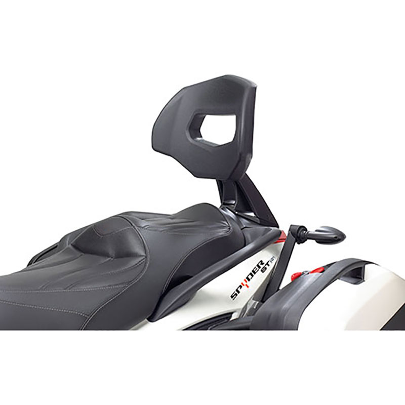 Can Am Spyder Passenger Backrest Can Am Spyder
