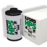 Ilford Photo - HP5+, 120 ROLL