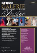 Ilford Galerie - Prestige Gold Fiber Silk 13x19 (50 sheets)