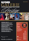 Ilford Galerie - Prestige Smooth High Glos 8.5x11, 25 sheets