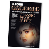 Ilford Galerie - Classic Pearl 240gsm 13x19, 25 sheets