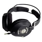Motorheadphones Iron Fist Black