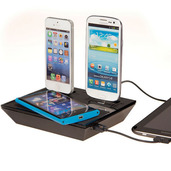 Idapt - Wireless Charger i4w Qi - 25 Watt