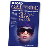 Ilford Galerie - Classic Gloss 240gsm 8.5x11, 25 sheets