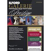 Ilford GALERIE - Smooth Silk Discovery Pack - 8.5x11, 20 sheets