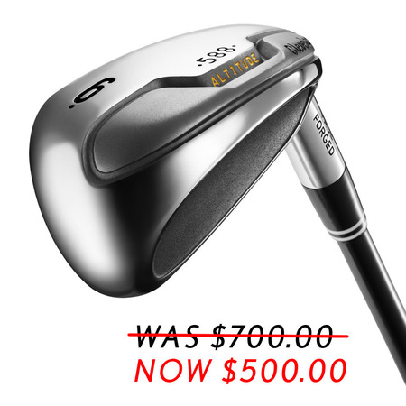 588 Altitude Irons