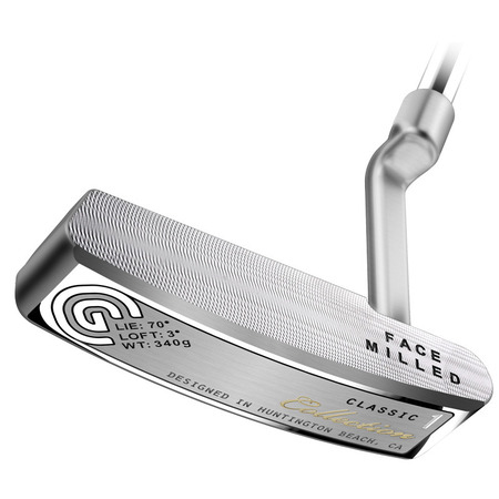 Classic Collection HB 1.0 Satin Chrome Putter