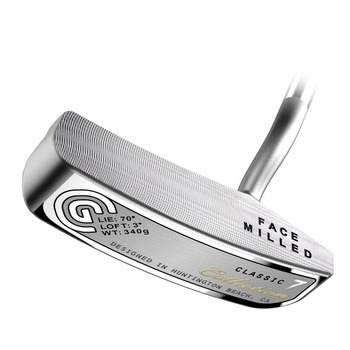 Classic Collection HB 7.0 Satin Chrome Putter