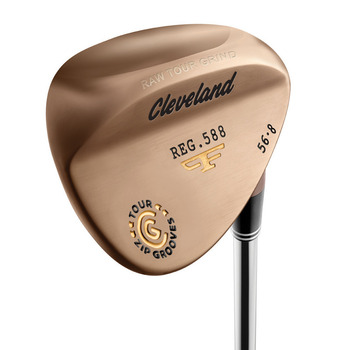 588 Forged RTG Wedge