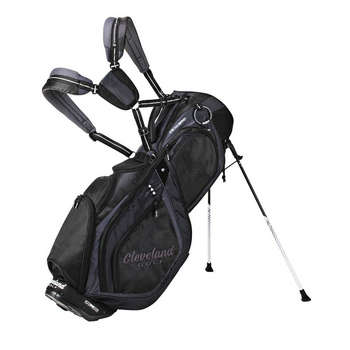 2012 CG Hybrid Stand Bag Black