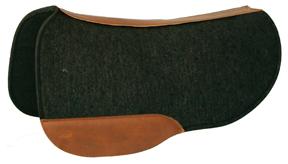 Semi Round Skirt Pad-Wool picture