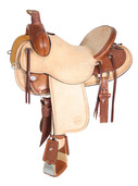 Crossfire Ranch Saddle
