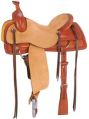 Lariat Cowhorse Ranch Cutter Saddle